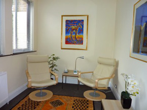 Where Is Hill House Consulting Rooms Located