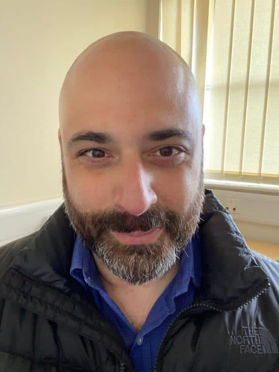 Dr Yoav Jacob