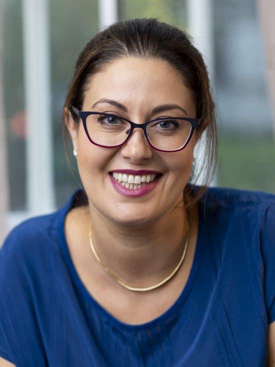 Dr Courtney Raspin